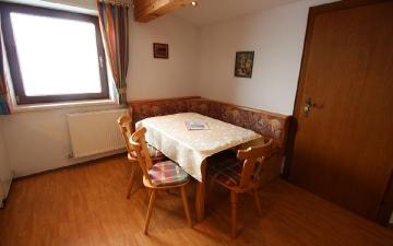 Appartement 3 - Sitzecke
