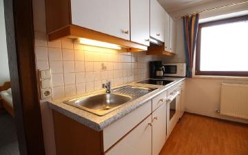 Appartement 3 - Küche