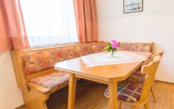Appartement 2 - Sitzecke